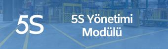 5S Yönetimi Modülü